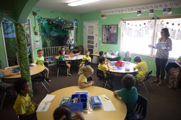 Day Care in Redlands, CA | Ahrens Child Care Center